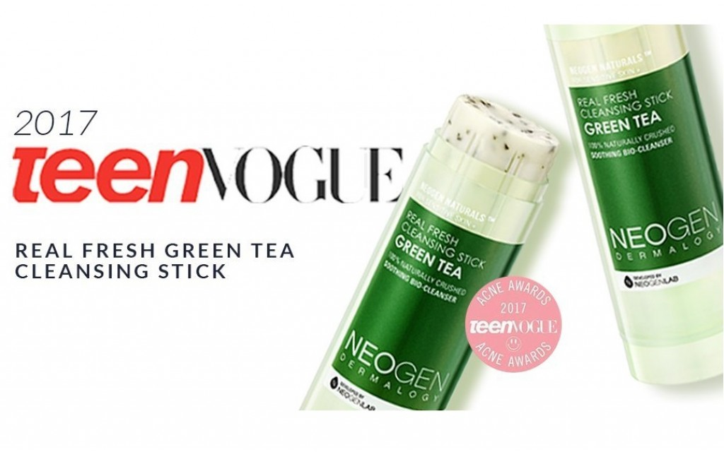 NEOGEN LAIMĖJO TEEN VOGUE ACNE AWARDS!
