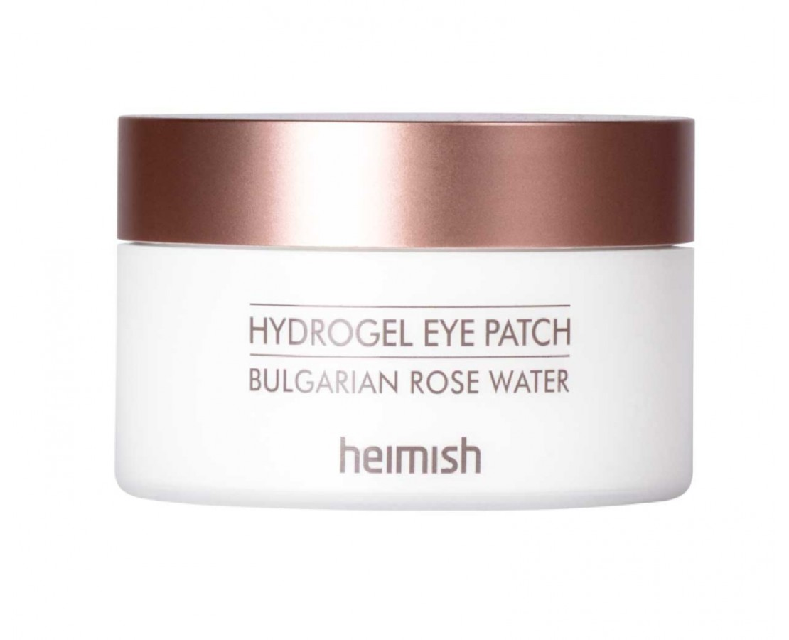 HEIMISH Bulgarian Rose Hydrogel Eye Patch - kaukėms paakiams
