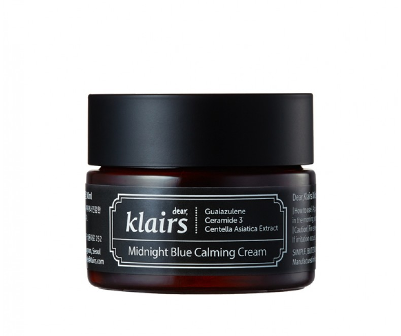 Klairs Midnight Blue Calming Kremas