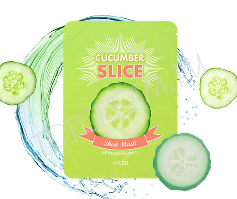 A'pieu Cucumber Slice Kaukės