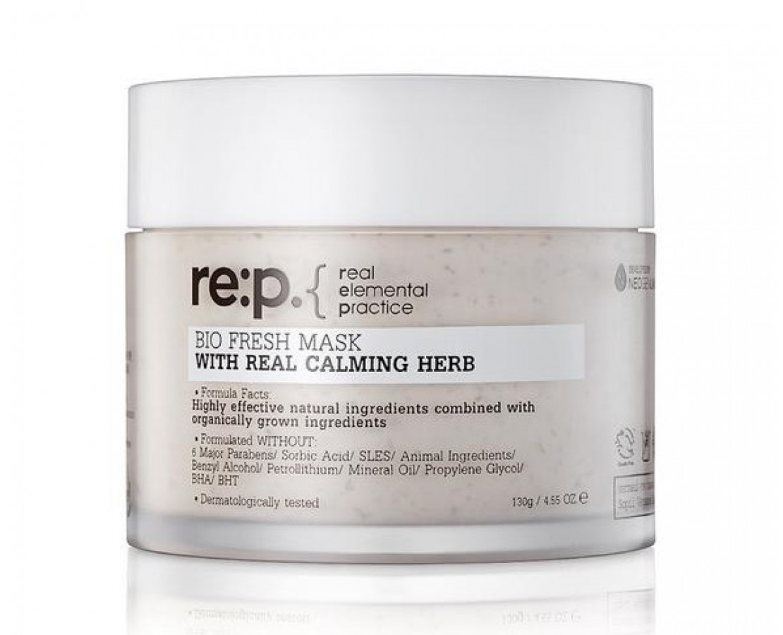 RE:P Fresh Mask With Real Calming Herb Kaukė