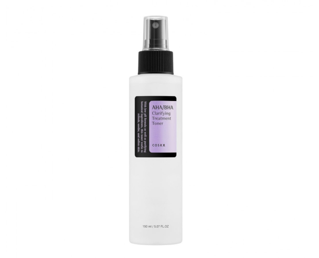 CosRX AHA/BHA Clarifying Treatment Toner - tonikas