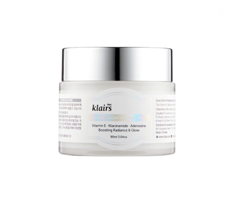 Klairs Freshly Juiced Vitamin E Mask - veido kaukė