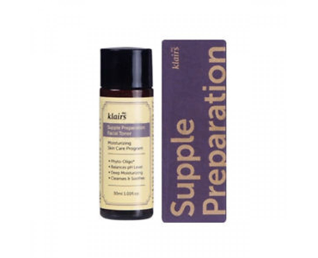 Klairs Supple Preperation Toner - veido tonikas (mini)