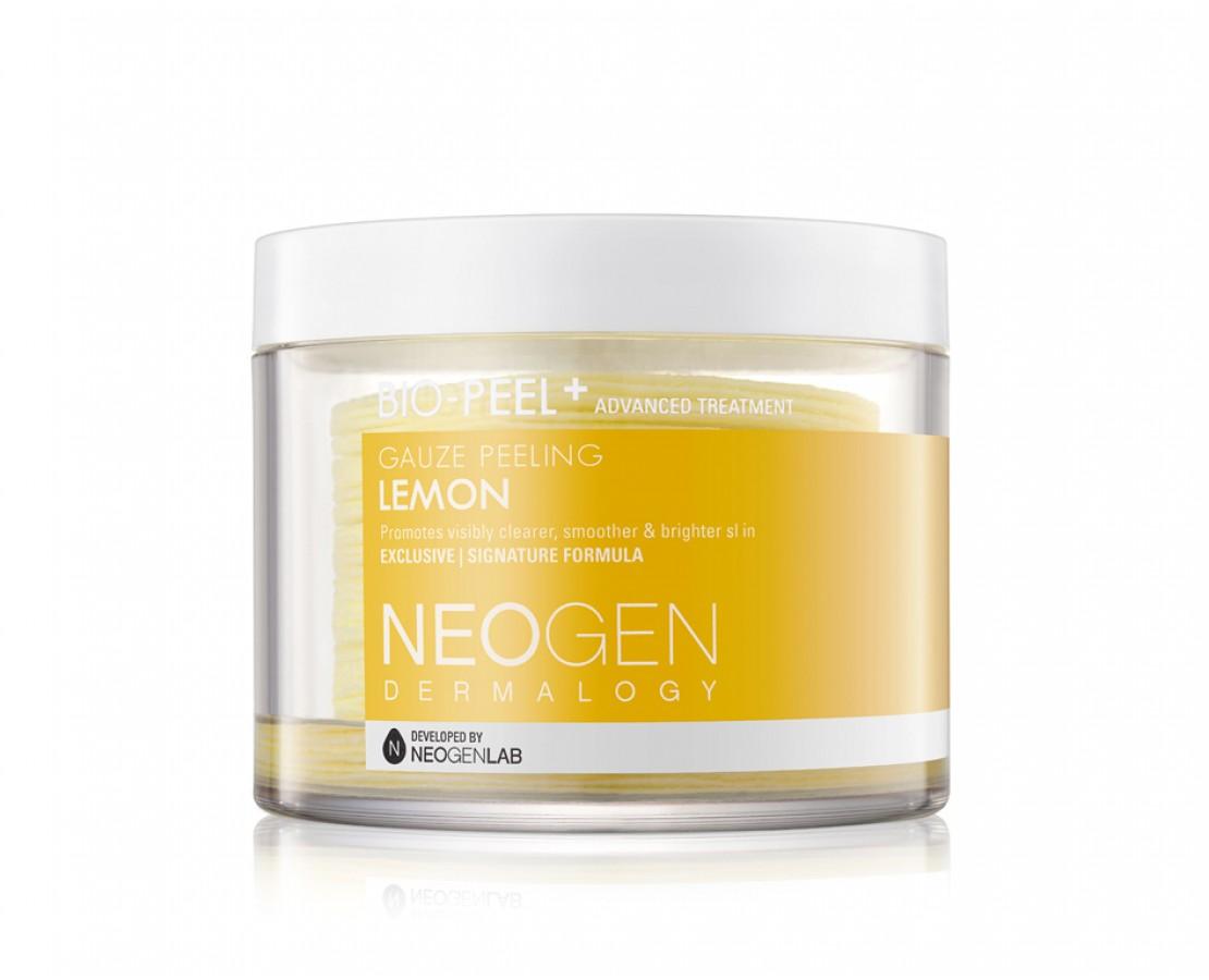 NEOGEN Bio Peel Gauze Peeling Lemon eksfoliuojantys diskeliai