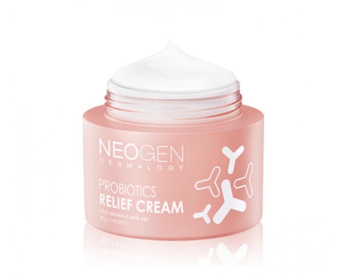 NEOGEN Probiotics Relief Cream - veido kremas