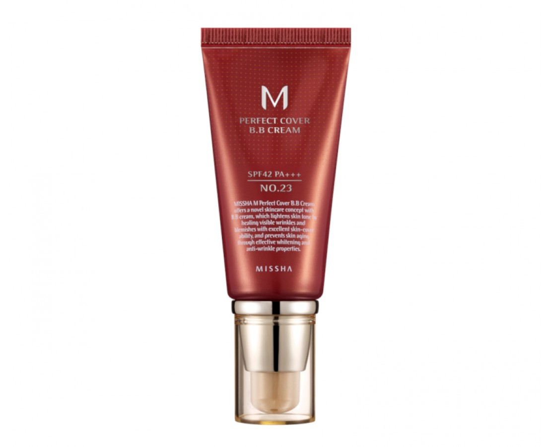 Missha M Perfect Cover BB Cream - BB kremas #23 (50ml)