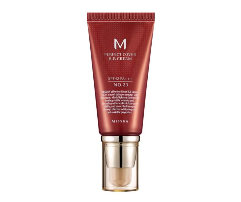 Missha M Perfect Cover BB Cream - BB kremas #23 (50ml)