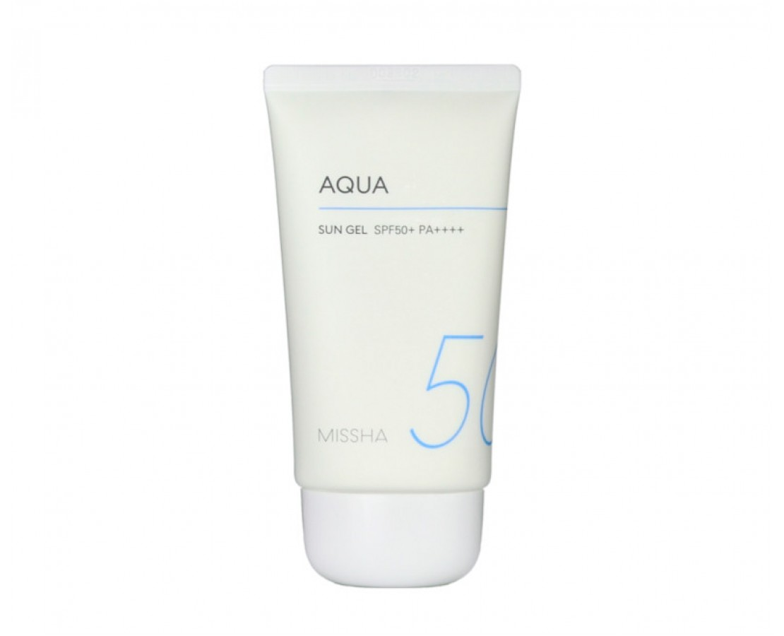 Missha All Around Safe Block Aqua Sun Gel - kremas nuo saulės