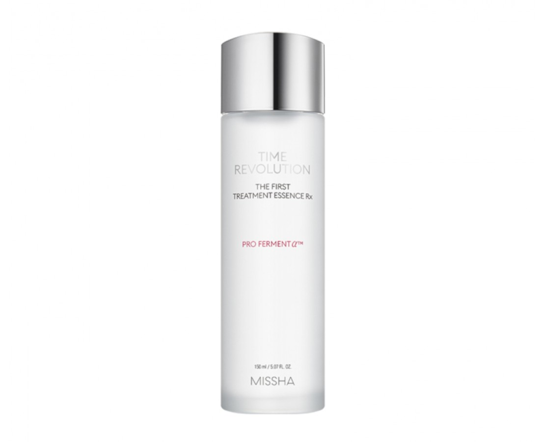 ATNAUJINTA! Missha Time Revolution The First Treatment Essence RX - esencija