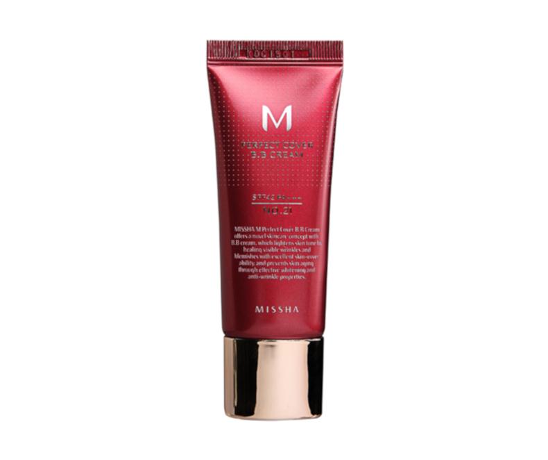 Missha M Perfect Cover BB Cream - BB kremas #21 (20ml)