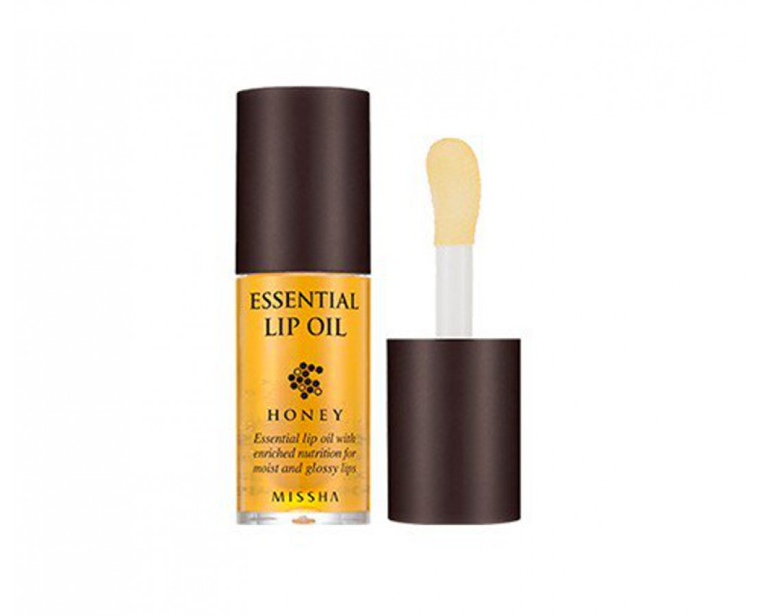 Missha Essential Lip Oil (Honey)