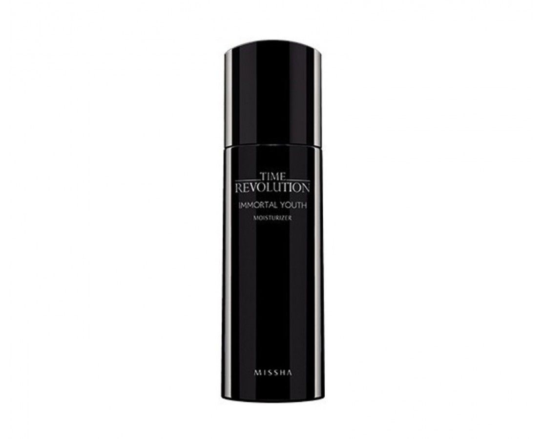 IŠPARDUOTA. Missha Time Revolution Immortal Youth Moisturizer - losjonas